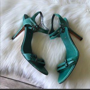 {BCBG Max Azria} Strappy Heels Size 8